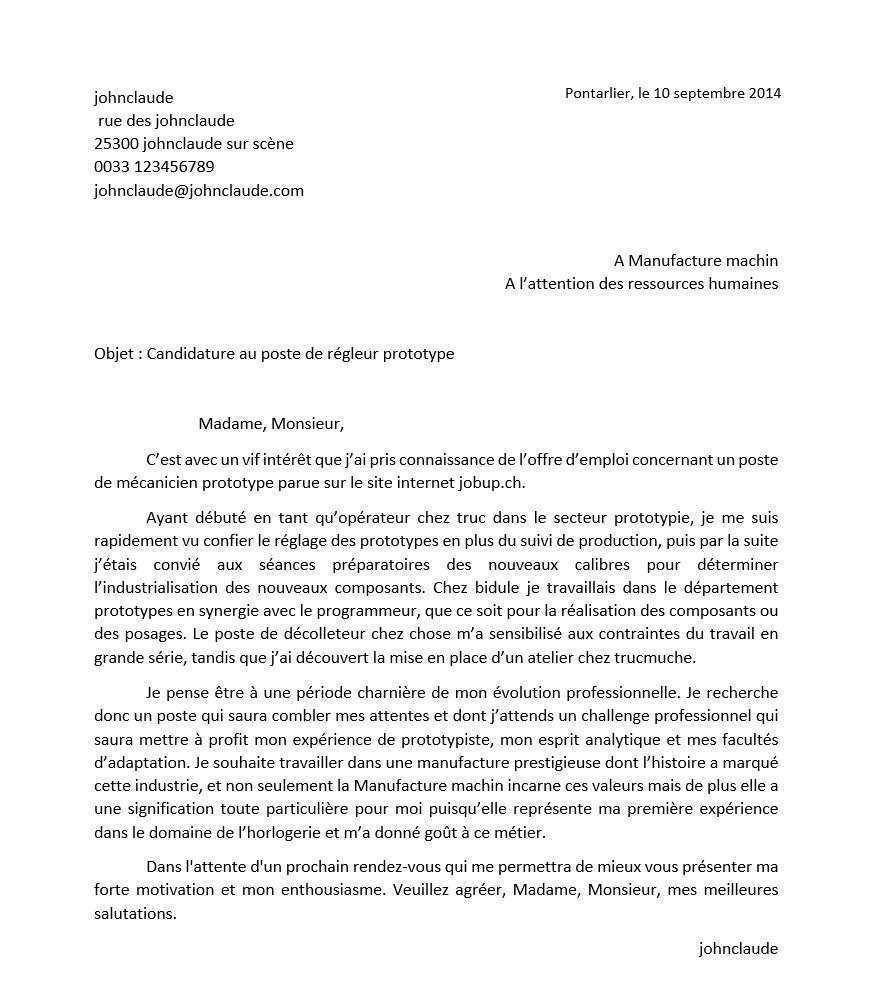 Lettre de motivation hotesse de caisse super u - laboite-cv.fr
