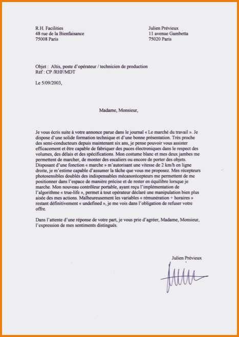 lettre de motivation commercial immobilier d u00e9butant
