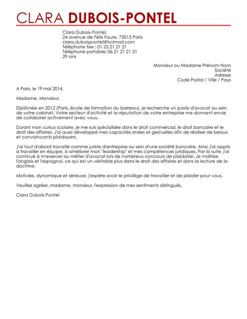 lettre de motivation assistant webmarketing
