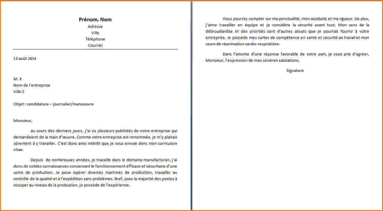 lettre de motivation pour formation agent de s u00e9curit u00e9