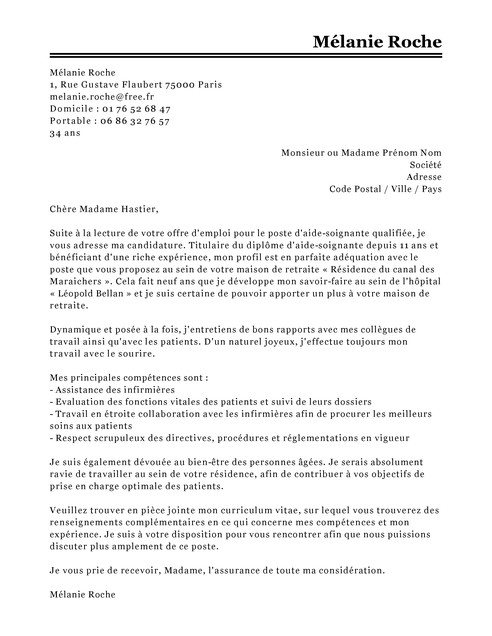 lettre de motivation prise en charge bilan de comp u00e9tences