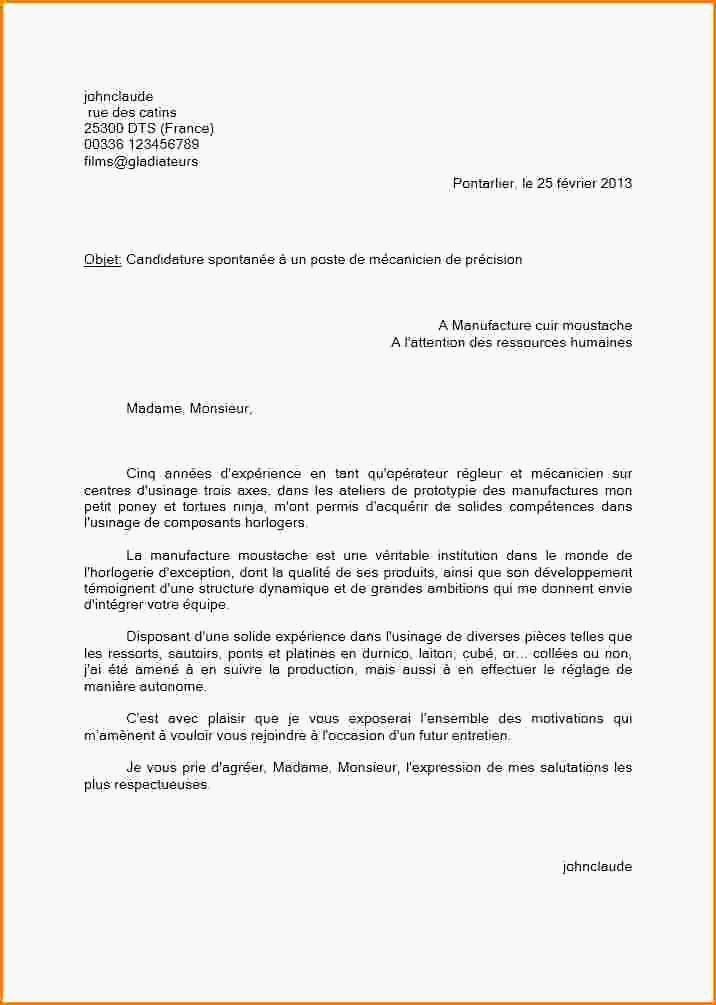 lettre de motivation pour bts audiovisuel option gestion