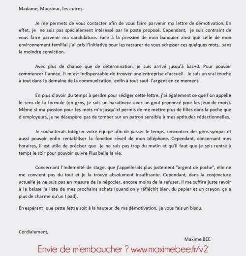 exemple lettre de motivation bts management des unit u00e9s commerciales