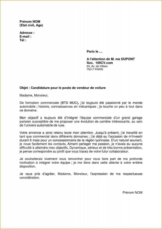lettre de motivation bts management des unit u00e9s