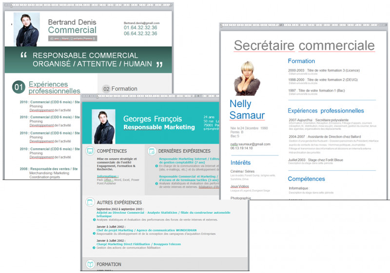 telecharger logiciel pour cv et lettre de motivation