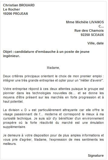 Michelin lettre de motivation - laboite-cv.fr