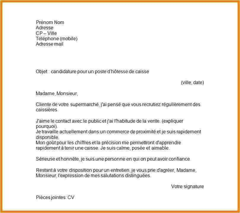 lettre de motivation manager de production