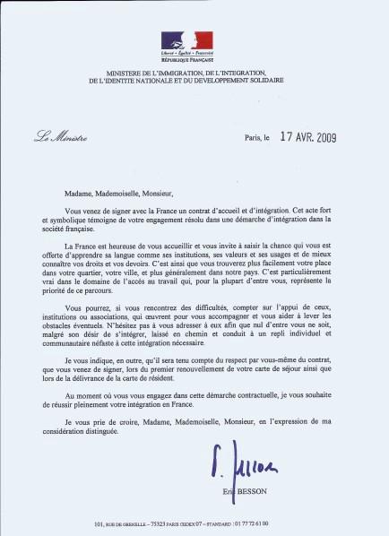 lettre de motivation demande carte de r u00e9sident 10 ans