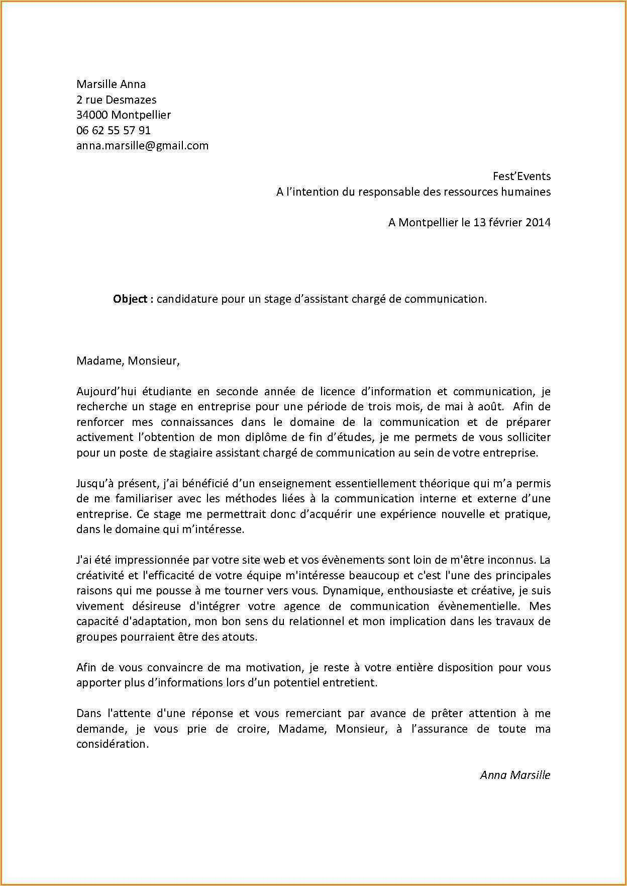 exemple de lettre de motivation trackid sp-006