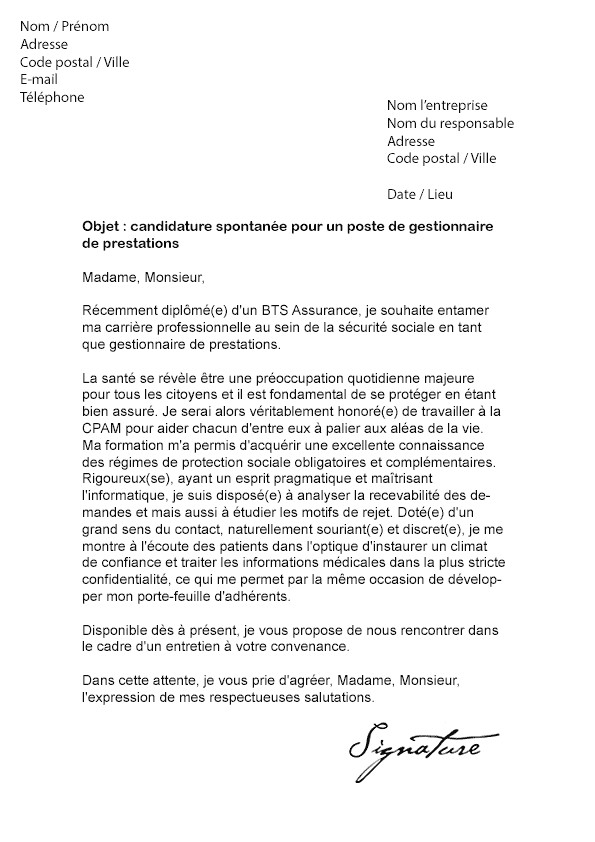exemple lettre de motivation teleconseillere