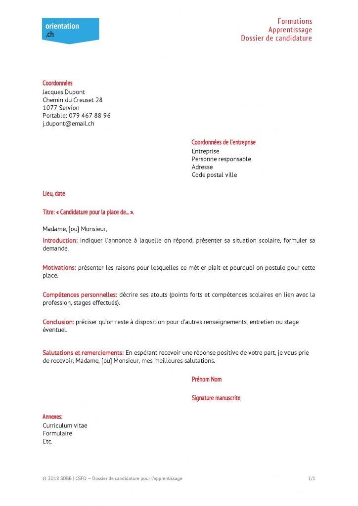 conclusion lettre de motivation  u00e9cole