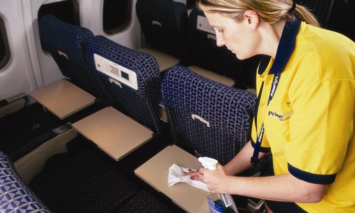 exemple de cv agent de nettoyage avion