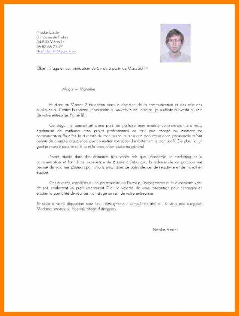 lettre de motivation pour grande distribution