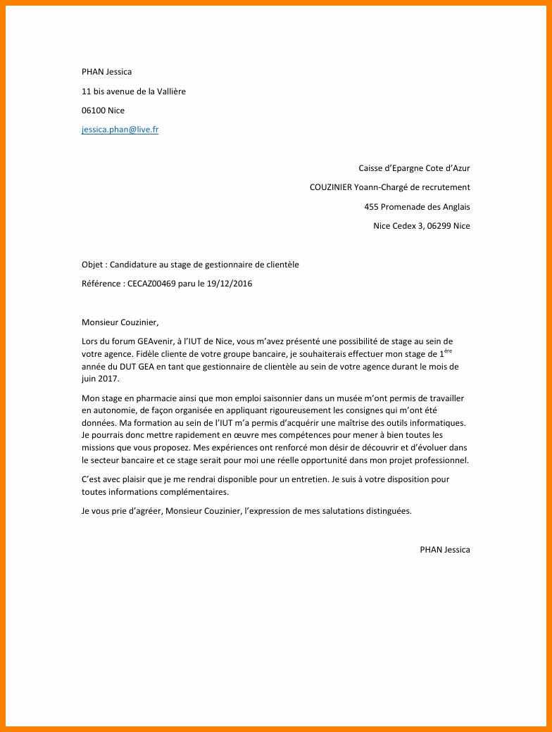 lettre de motivation pharmacie