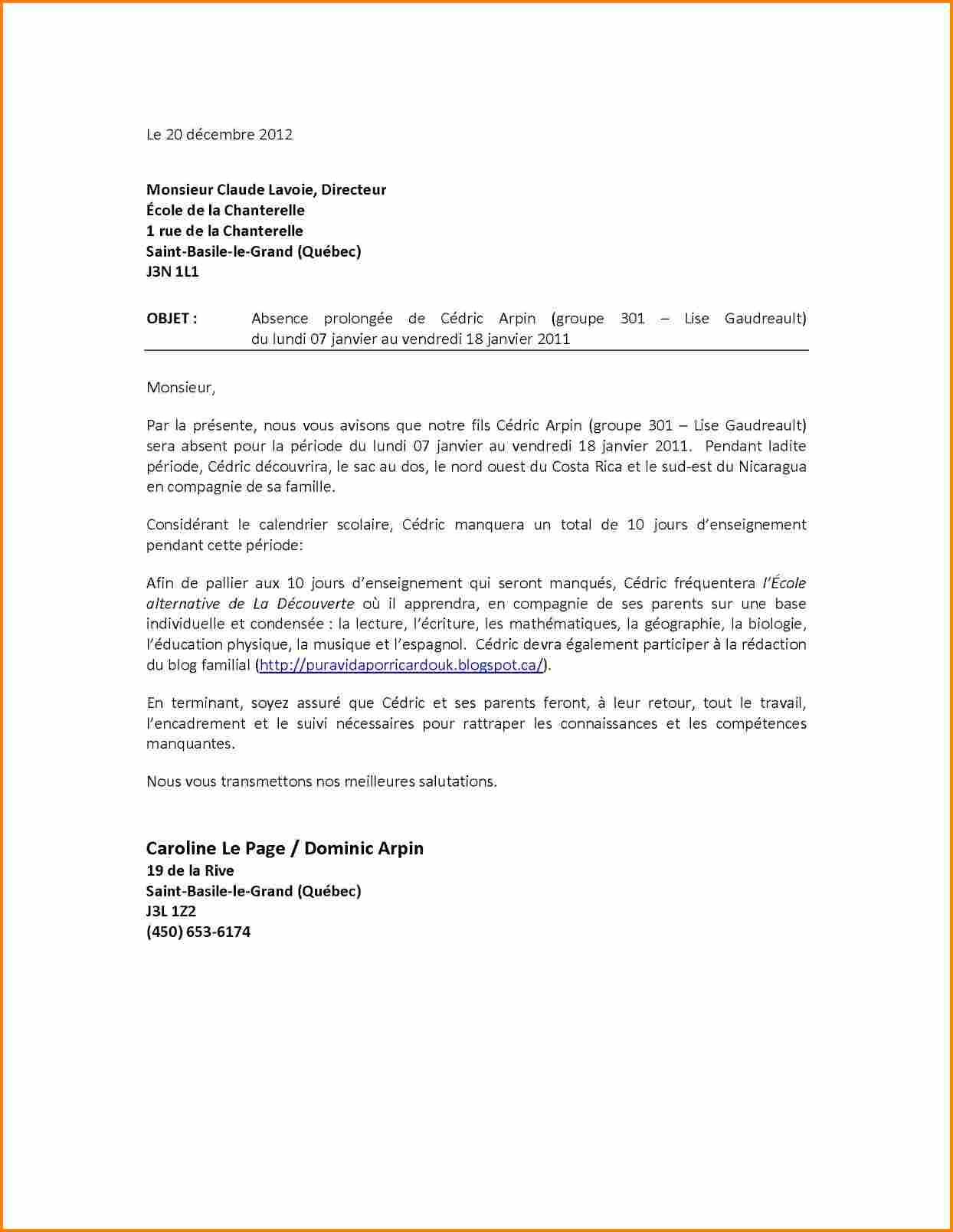lettre de motivation stage espagnol
