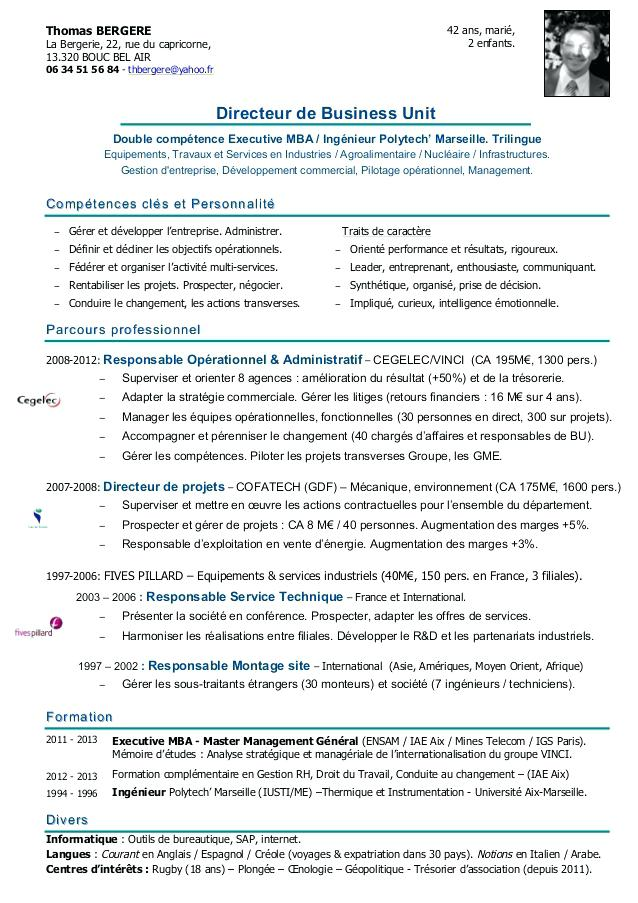 exemple de cv analyste de la planification strat u00e9gique