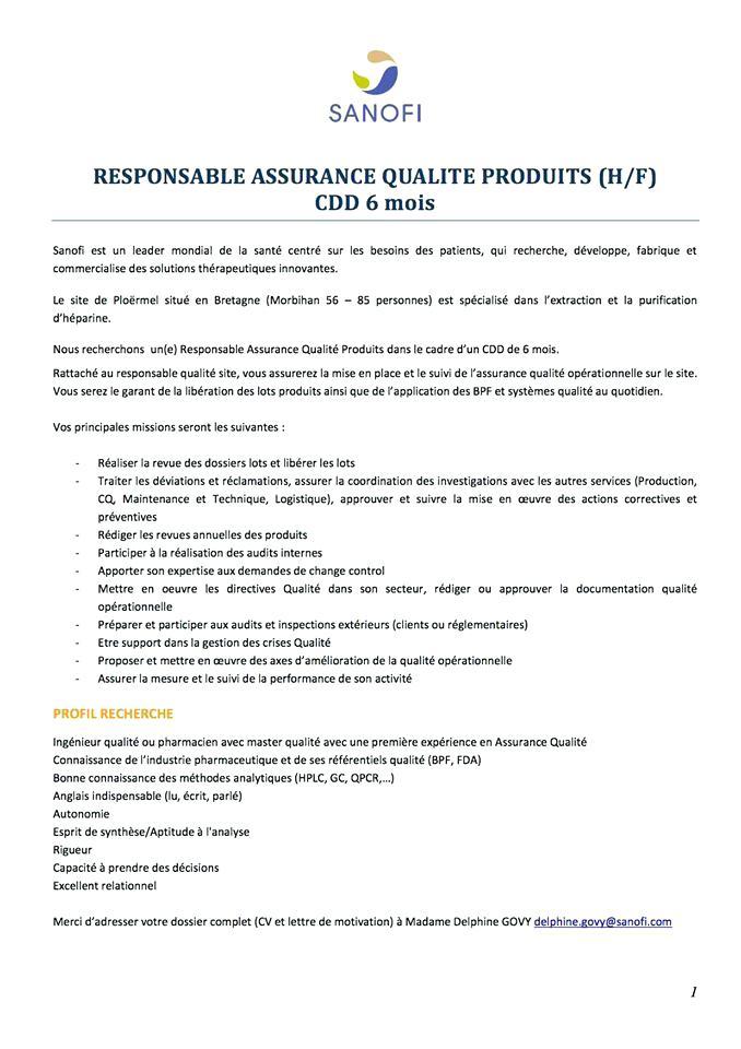 exemple de cv testeur informatique assurance qualit u00e9