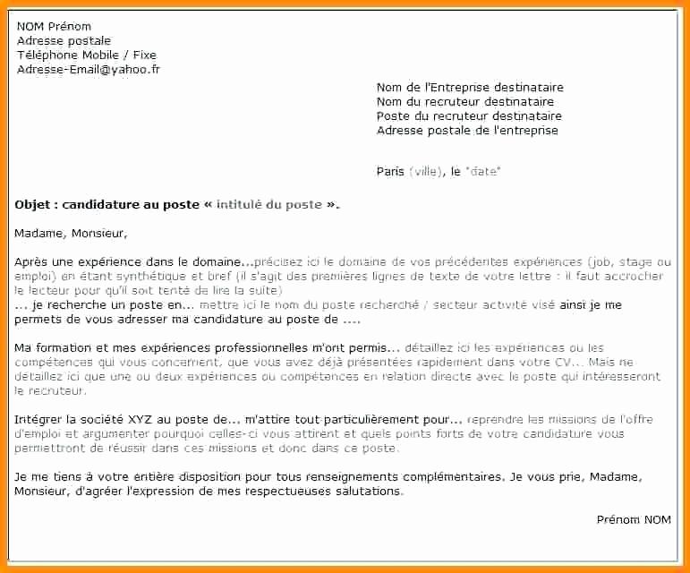 phrase d u0026 39 accroche lettre de motivation stage