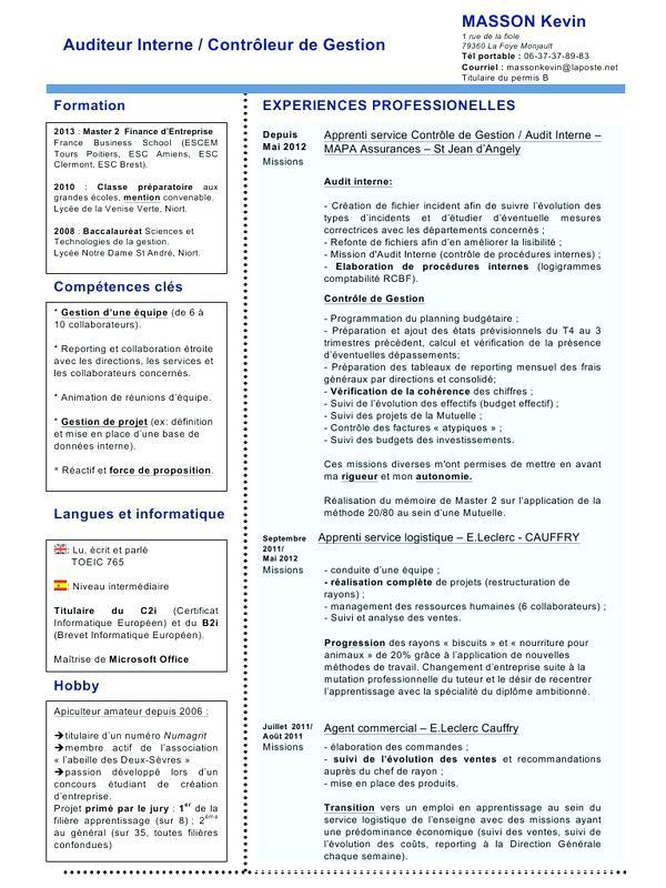 Exemple de cv gérant de fortune - laboite-cv.fr
