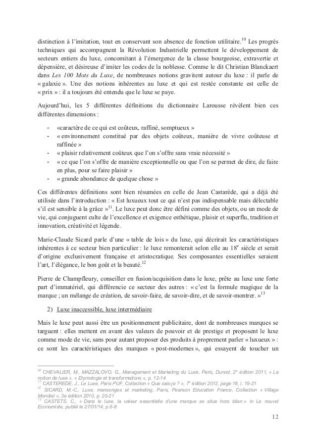 lettre de motivation hermes maroquinerie