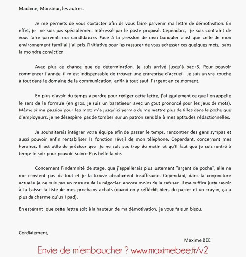 lettre de motivation alternance assistant manager