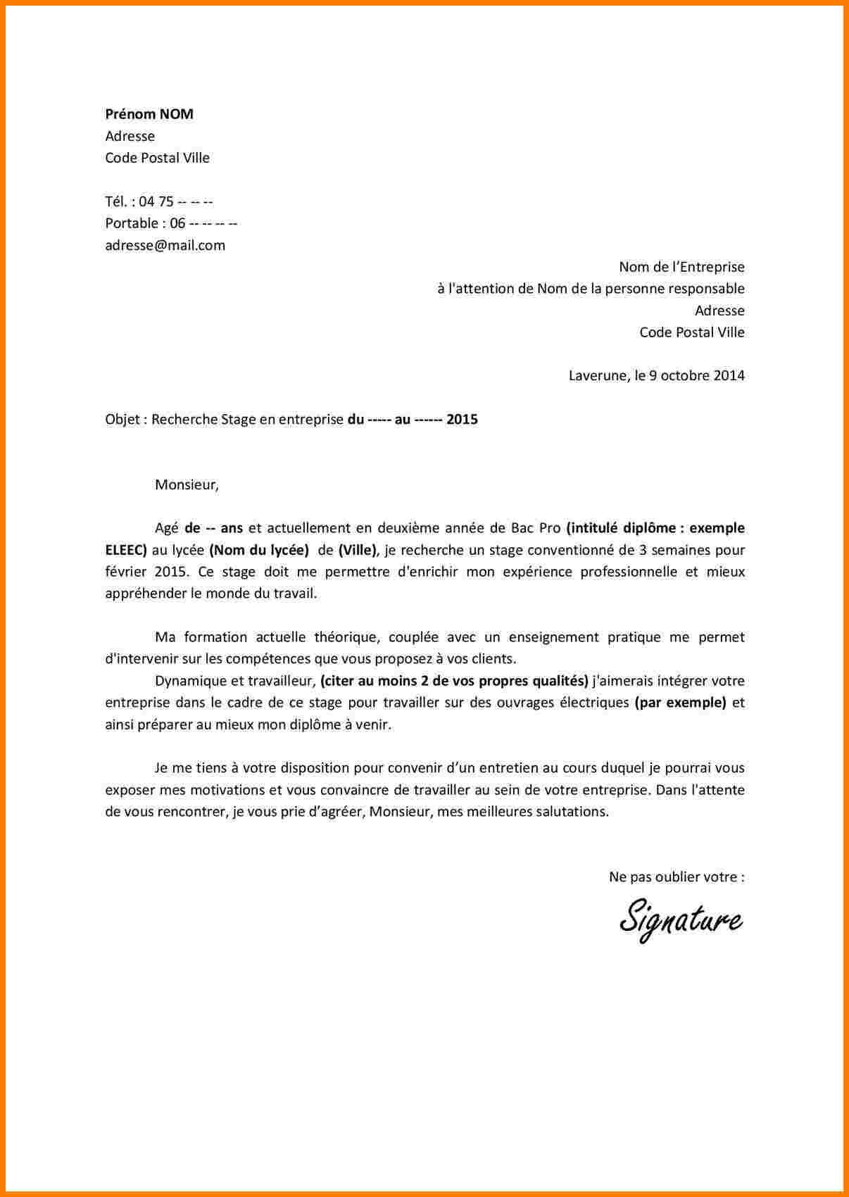 lettre de motivation lyc u00e9e priv u00e9 catholique