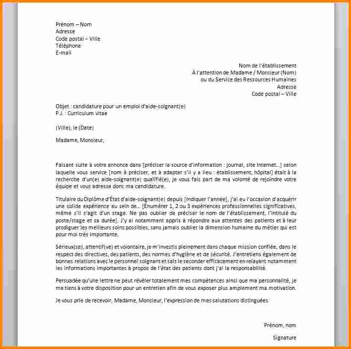 lettre de motivation vendeur grande surface