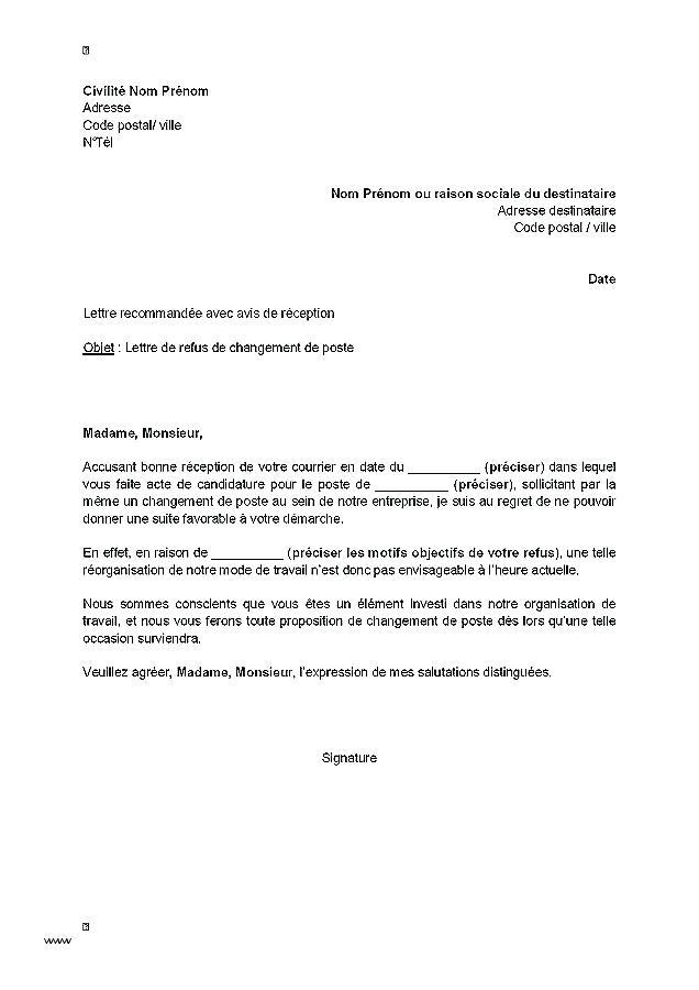 lettre de motivation femme de chambre d u00e9butant