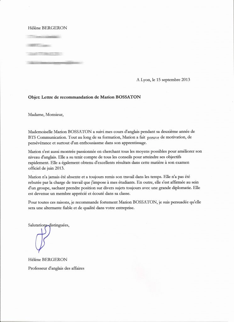 lettre de motivation formation caces pole emploi