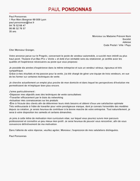lettre de motivation gardien d u0026 39 immeuble d u00e9butant