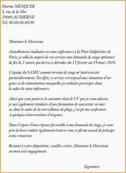 lettre de motivation operateur video surveillance