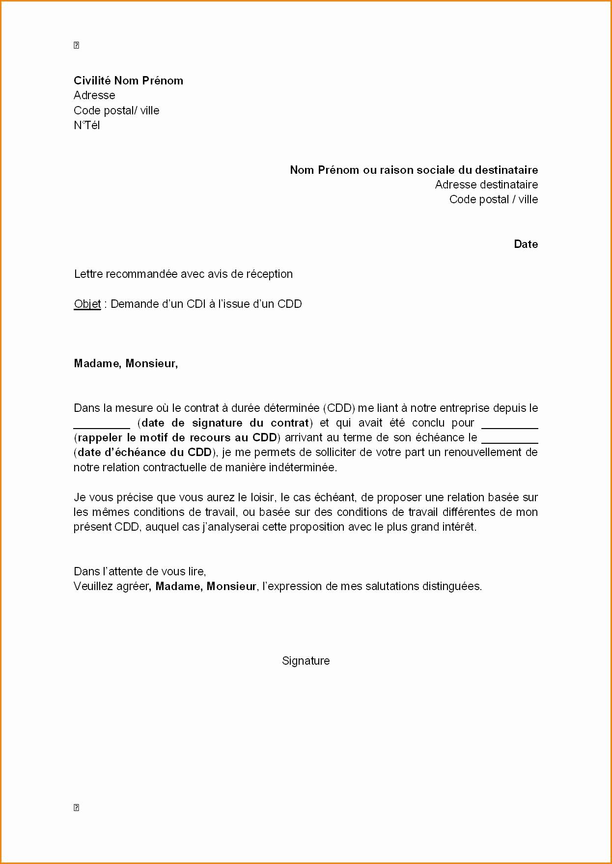 lettre de motivation financement formation