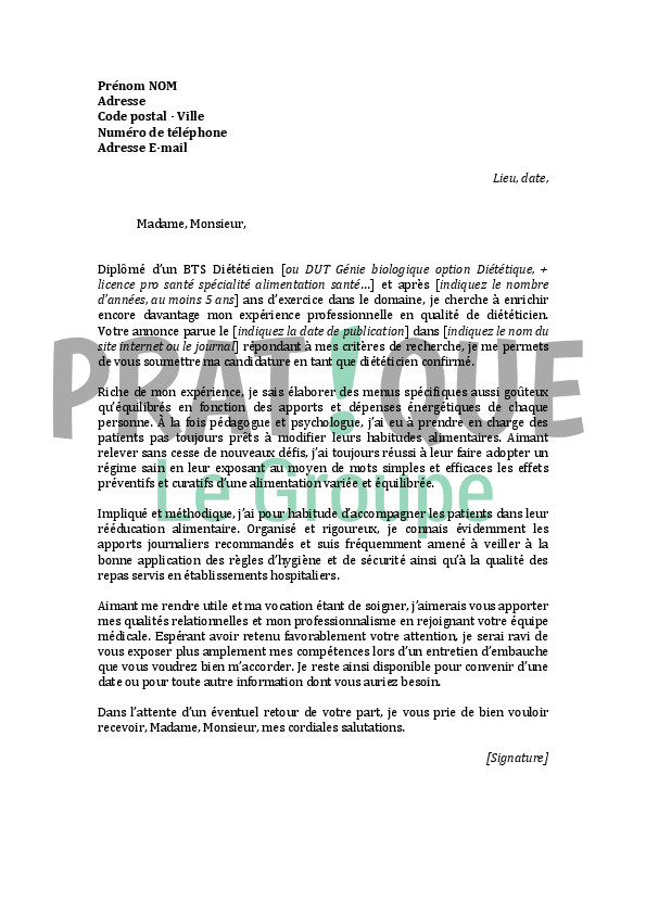 lettre de motivation dut carriere sociale option animation socioculturelle