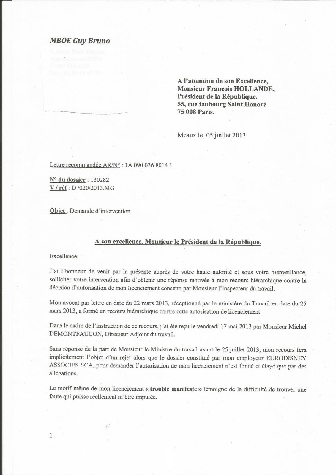 lettre de motivation pour cdi interimaire