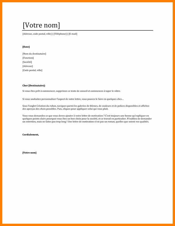 lettre de motivation candidature spontan u00e9e vendeuse