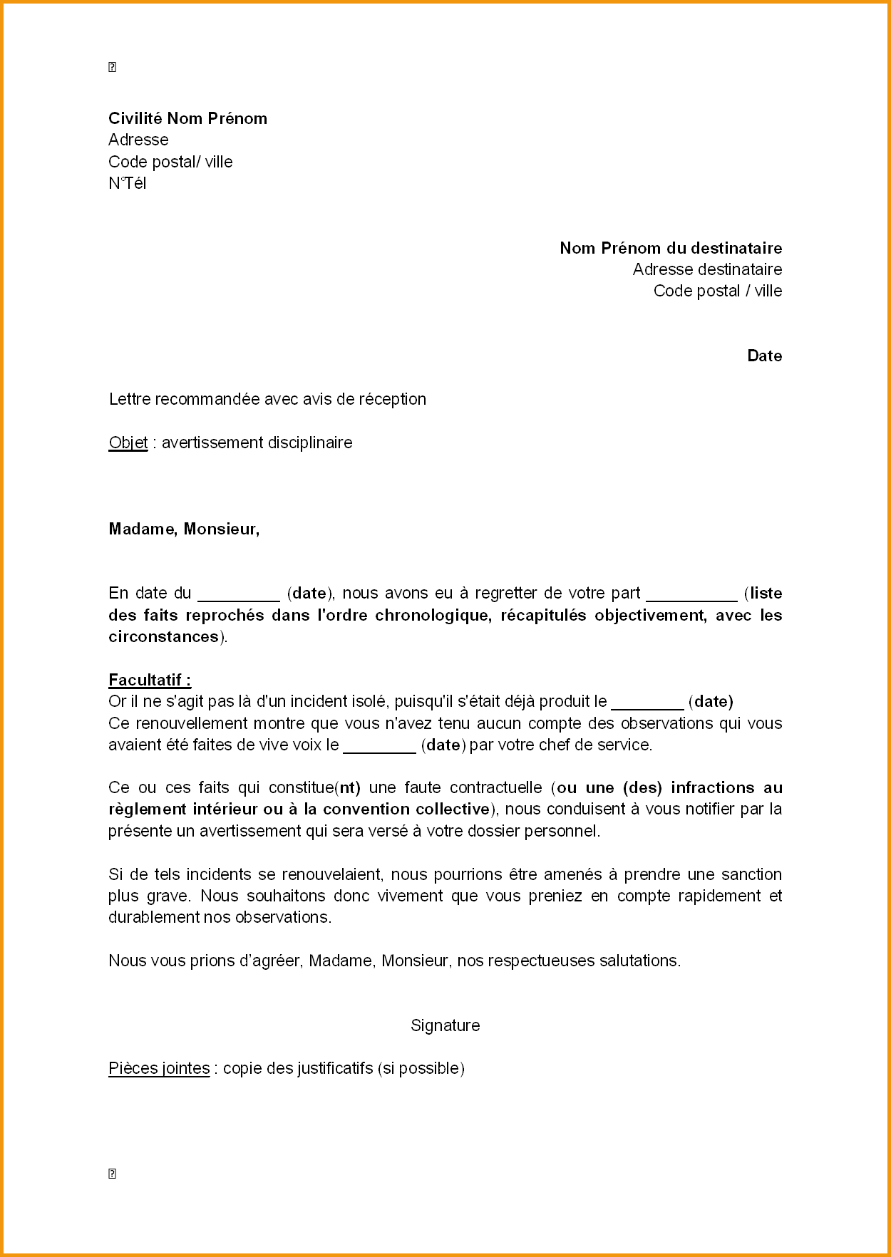 lettre de motivation veolia
