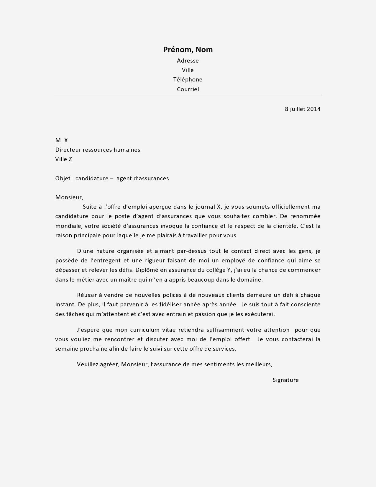 lettre de motivation electricien batiment