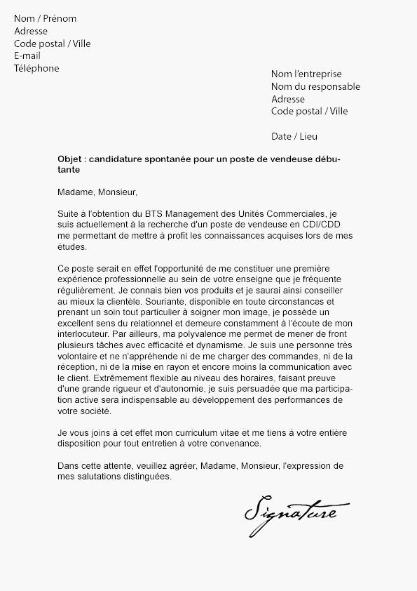 lettre de motivation adjoint administratif hospitalier sans concours