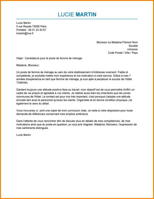 lettre de motivation carrefour city