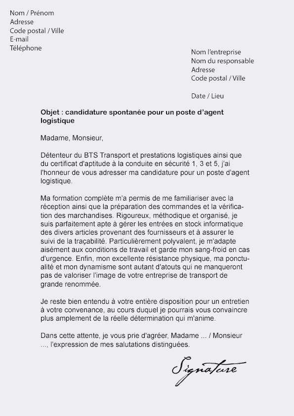 Lettre de motivation poste polyvalent - laboite-cv.fr