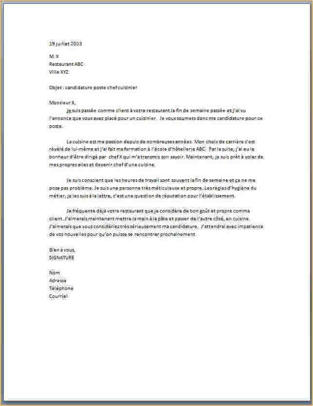 lettre de motivation bts electrotechnique
