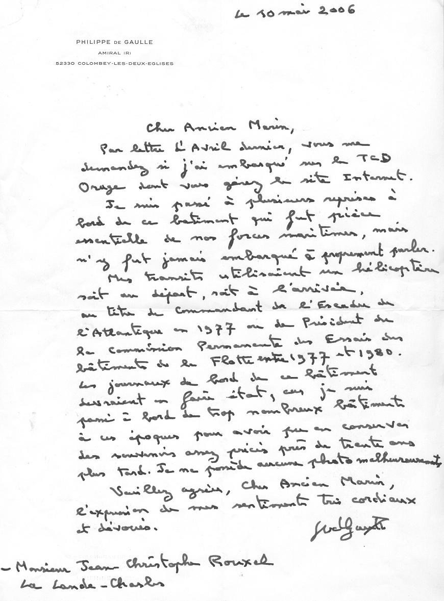 lettre de motivation fusilier marin