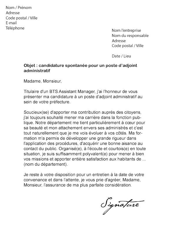 lettre de motivation  u00e0 l u0026 39 attention de monsieur le maire