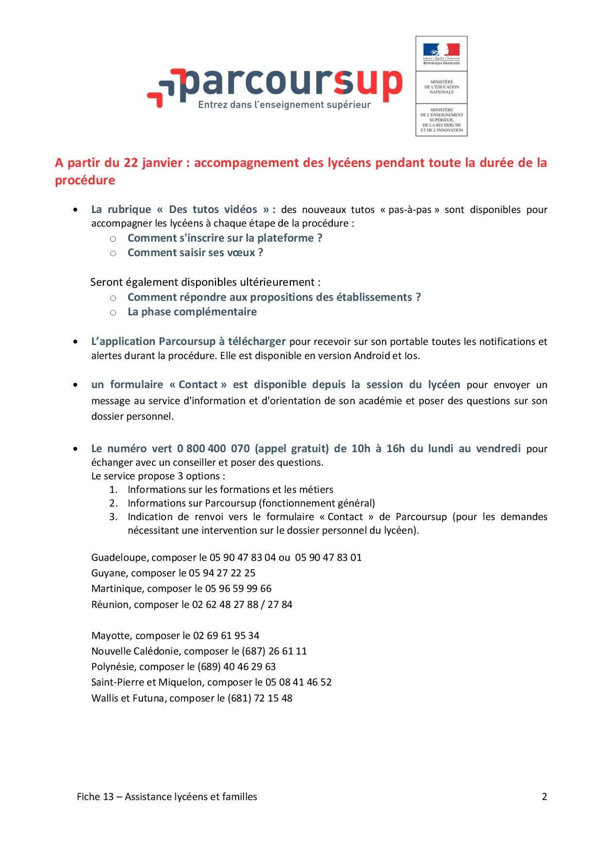 lettre de motivation parcoursup iut