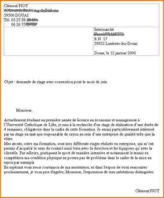 Forme Lettre De Motivation: Lettre De Motivation Pour Agent D Escale Sncf