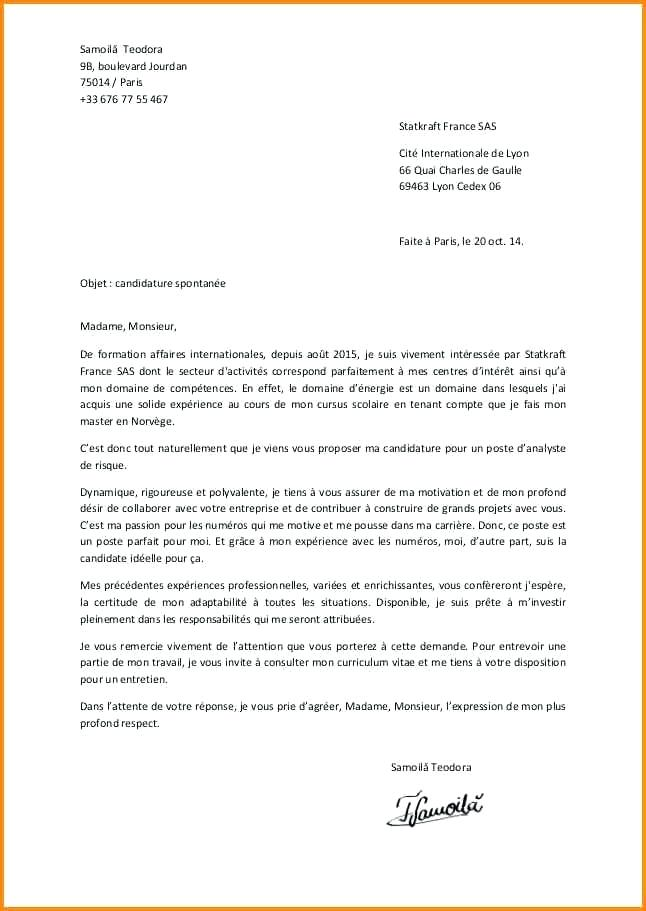 lettre de motivation infirmi u00e8re scolaire gratuite