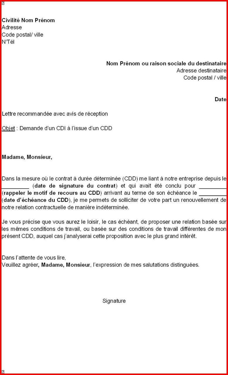 lettre de motivation audit interne