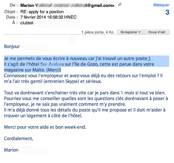 exemple de lettre de motivation pour job d u0026 39  u00e9t u00e9 16 ans