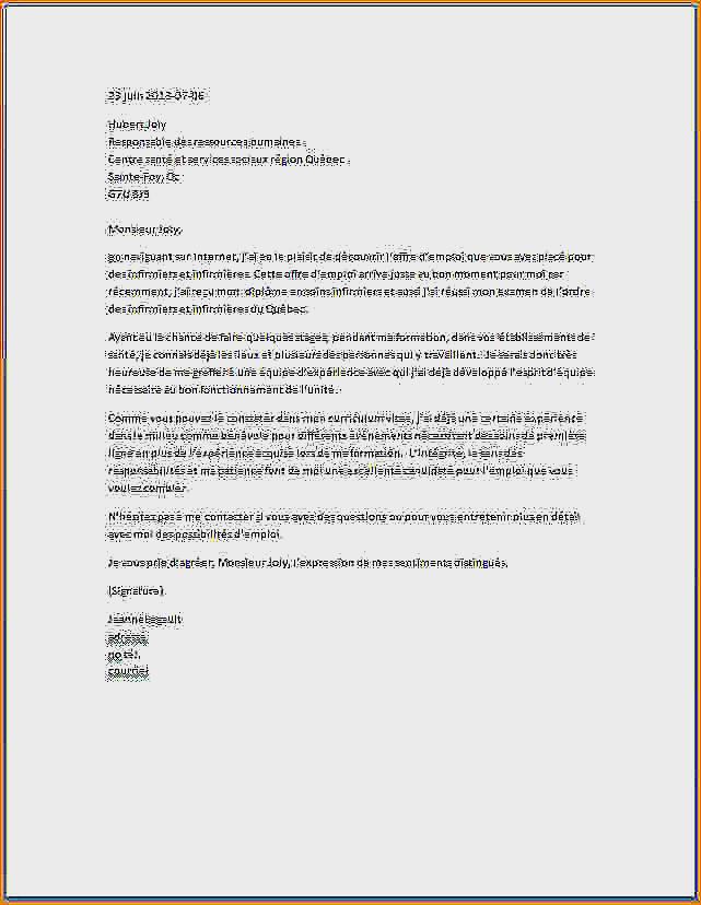 lettre de motivation ibm