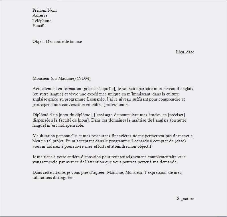 lettre de motivation reconversion professionnelle